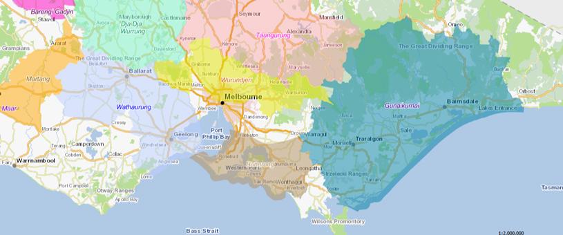 Koorie-Land-Council-Map