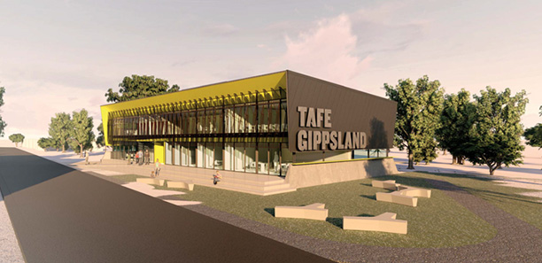 TAFE-Gippsland-Morwell-Campus