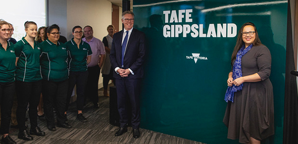 TAFEGippsland Launch