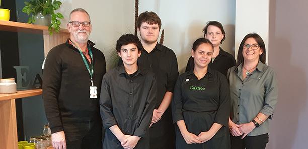 TAFE-Gippsland-Oaktree-students